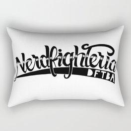 Nerdfighteria Rectangular Pillow