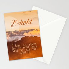 The Open Door Stationery Cards