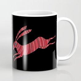 The gloomiest bunny Coffee Mug