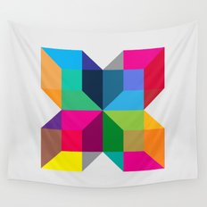 The Intersection Wall Tapestry