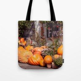 The pumpkin Tote Bag