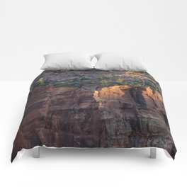 End of Days (Zion National Park, Utah) Comforters