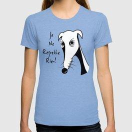 Je ne regrette rien T-shirt