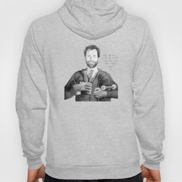 "Mark Gonzales - The Gonz - ""My Age has Nuthin to do with How Much Fun I have"" Hoody"