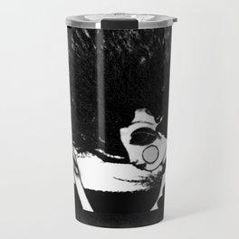 Mujer y Árbol Travel Mug