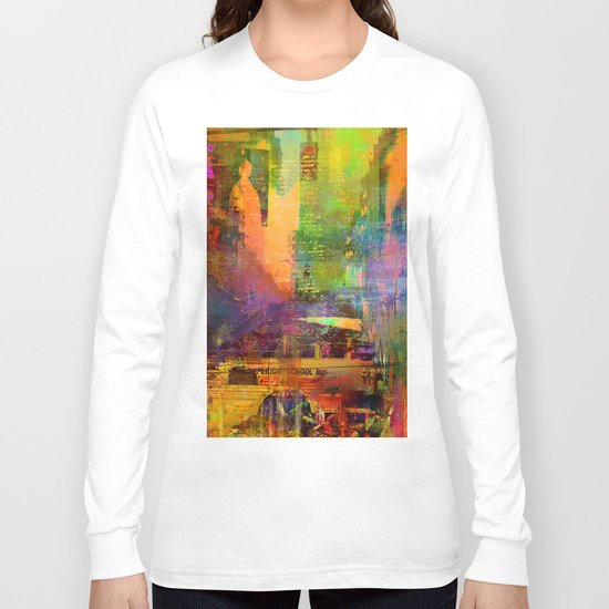 I did not expect us Long Sleeve T-shirt