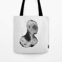 Inktober day 1 Tote Bag