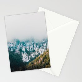 Green Mountain Paradise Stationery Cards