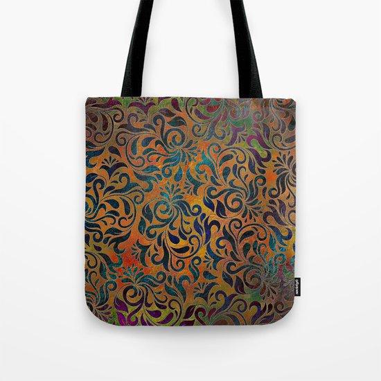 ANTIQUE PATTERN Tote Bag
