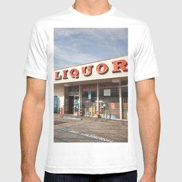 Liquor Store Santa Monica T-shirt