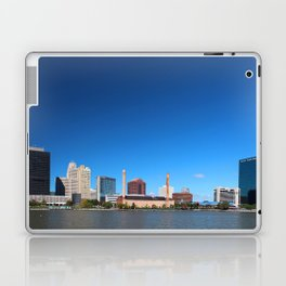 Toledo Skyline I Laptop & iPad Skin