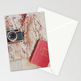 vintage Paris adventures ...  Stationery Cards