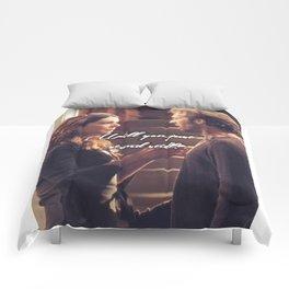Luke and Lorelai - Stand Still Comforters