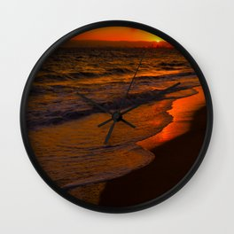 owsunset Wall Clock