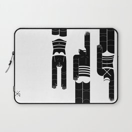 swimmers 1 Laptop Sleeve