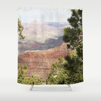 california Shower Curtains featuring California by Kakel-photography