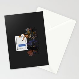 I HAVE THE POWERPOINT! Stationery Cards