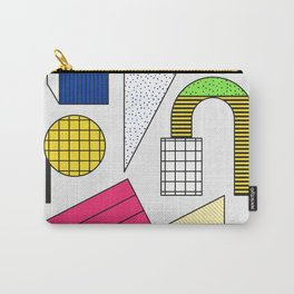 Illustrations Elements Patterns Carry-All Pouch