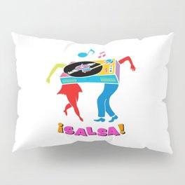 Salsa dance Pillow Sham