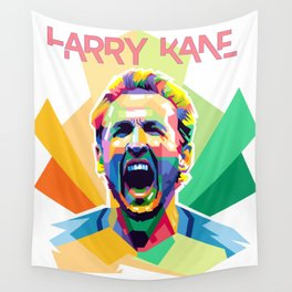 Harry Kane World Cup 2018 Edition Wall Tapestry