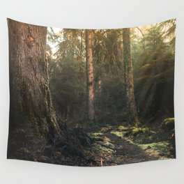 Olympic National Park - Pacific Northwest Nature Photography Wall Tapestry