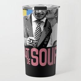 A Bout de Souffle Travel Mug