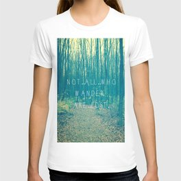 Wander in the Woods T-shirt