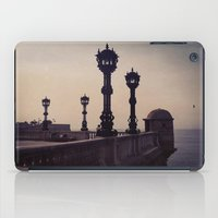 guardians iPad Cases featuring Guardians by Out of Line