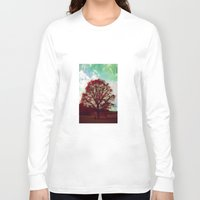 beauty and the beast Long Sleeve T-shirts featuring Beauty and the Beast by Andy Burgess