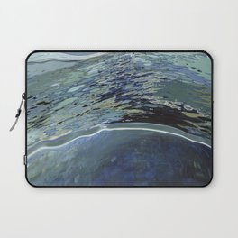 Deep Ocean Vast Sea Laptop Sleeve