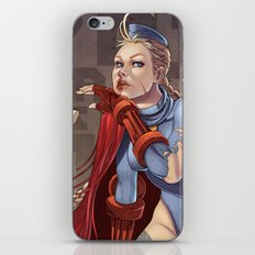 You Can't Escape My Sting iPhone & iPod Skin
