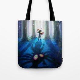 Forest Majora Tote Bag