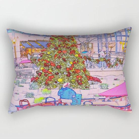 O Christmas Tree! Rectangular Pillow