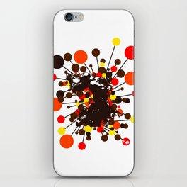 Retro Dance iPhone Skin