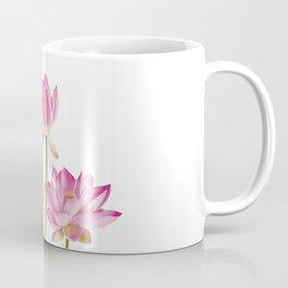 Lotos Waterlilies Flowes pink Coffee Mug