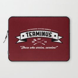 Terminus Barbecue Laptop Sleeve