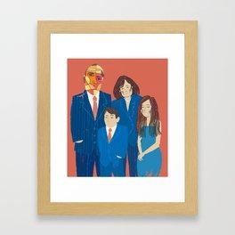 Age & creativity Framed Art Print
