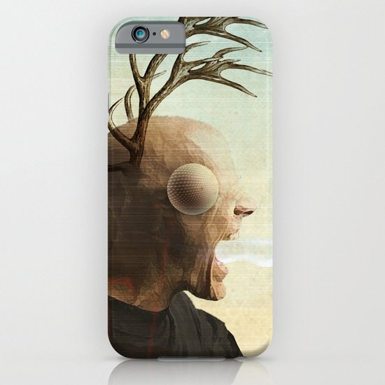 polarity of odds iPhone & iPod Case
