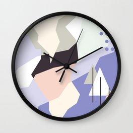 Tricke I Wall Clock