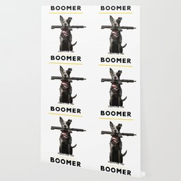 Boomer Fights For You Wallpaper