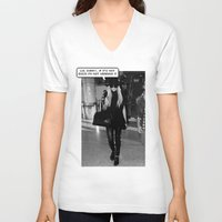 gucci V-neck T-shirts featuring GUCCI by FREE x Kesha