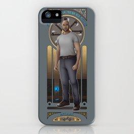 Art Nouveau - Alphonso Mackenzie iPhone Case