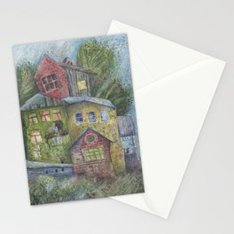 House of the soul Stationery Cards