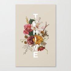 Thrive I Canvas Print