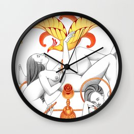 Pheonix Wall Clock