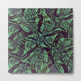Wind in the leaves Metal Print