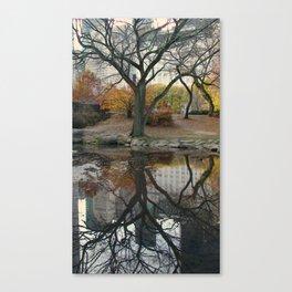 Reflect! Canvas Print