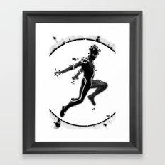 Sunspot Framed Art Print