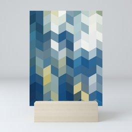 RHOMBUS No5 Mini Art Print