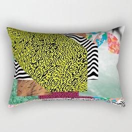 Get Along Rectangular Pillow